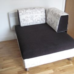Andrew Martin Rochester Sofa Travel Trailer Sleeper Fun This Armchair Single Bed Uses Carlotta