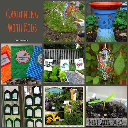 Garden Craft Ideas Make And Do Crafts And Activities For