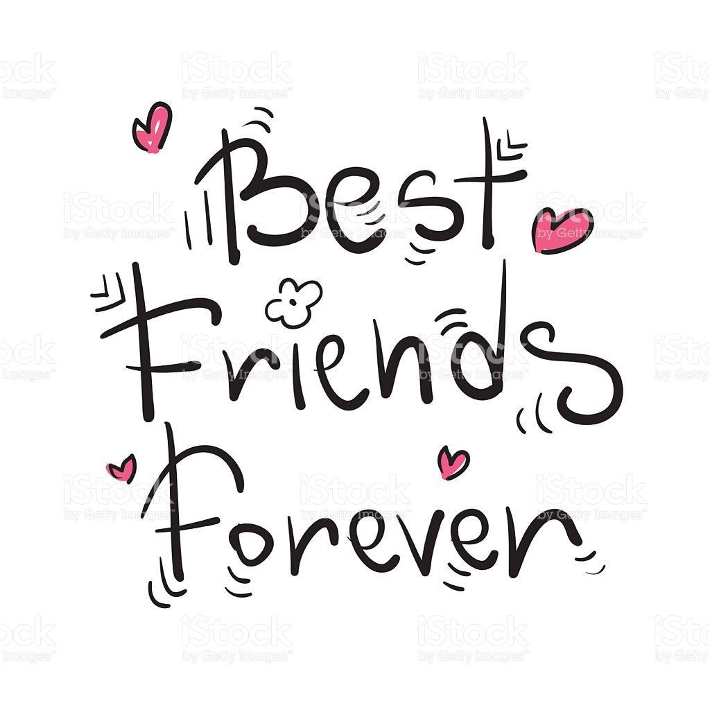 Mediatockphoto Vectors Best Friends Forever