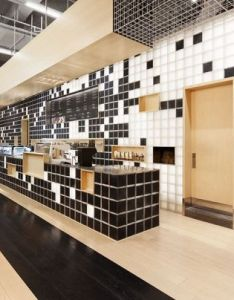 Urbane oase restaurant designrestaurant interiorsasia also architectural digest commercial interiors and rh za pinterest