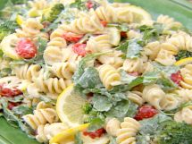 Ina Garten Lemon Fusilli with Arugula
