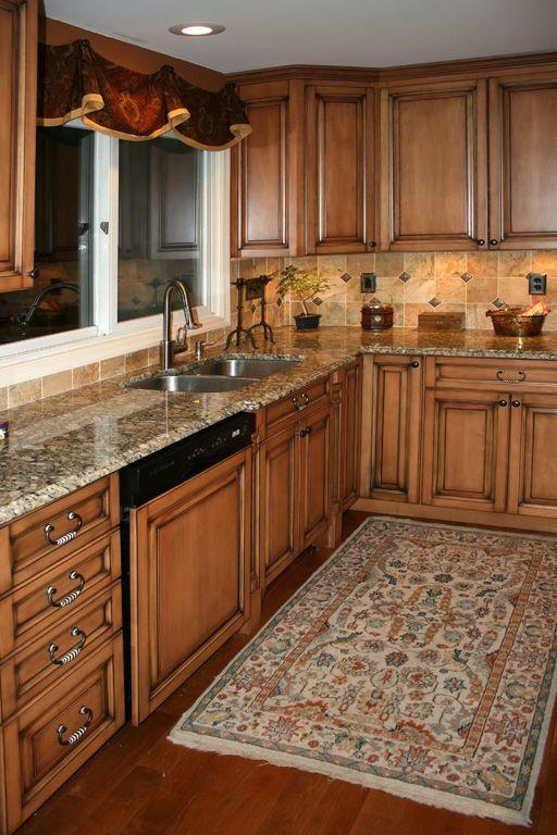 Maple Kitchen Cabinets on Pinterest  Maple Cabinets Maple Kitchen and Wooden Kitchen Cabinets