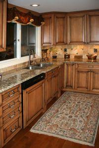 Maple Kitchen Cabinets on Pinterest | Maple Cabinets ...