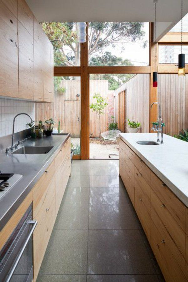Tips And Tricks To Maximize Your Small Galley Kitchen These Ideas Will Make  Space Larger More