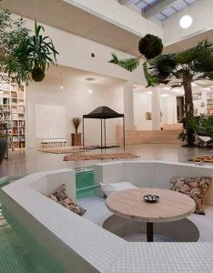 This apartment is located in stockholm and used to be the plaza astoria cinema built designed by bjorn hedvall it has been renovated also into  large luxury digsdigs interior rh pinterest
