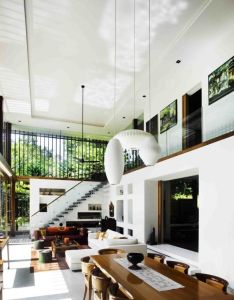 Looks like  grand designs home oh hmm high ceilings and low feature lighting  sun housein also best arch images on pinterest rh in