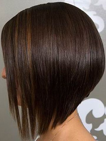 Short Bob Hairstyles Back View Style Onsite Longer In The