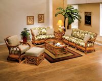 rattan, wicker, bamboo chairs | Rattan Living Room ...