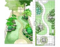 Love this back garden design/plan. |  | Pinterest ...