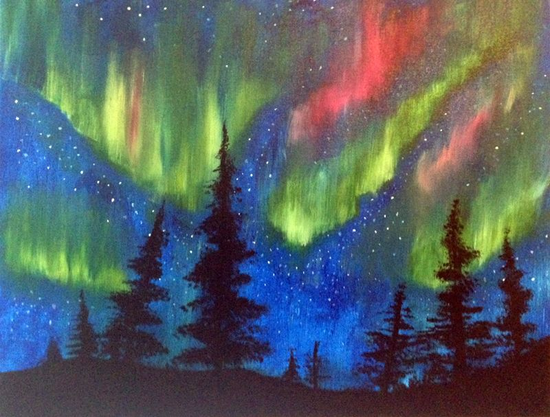 Northern Light Art Ks2