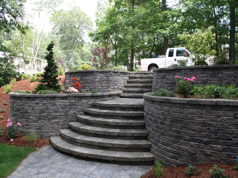 Retaining Wall Ideas Design For Retaining Wall Ideas Terrace