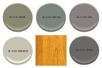 The Best Wall Paint Colors To Go With Honey Oak | Benjamin ...