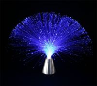 Fiber Optic Lights for Crafts | Fiber optic table lamp ...