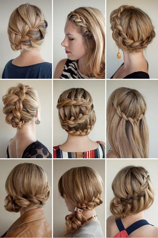 Tips And Tricks For Making Stylish Braid Hairstyles HOT HAIR And