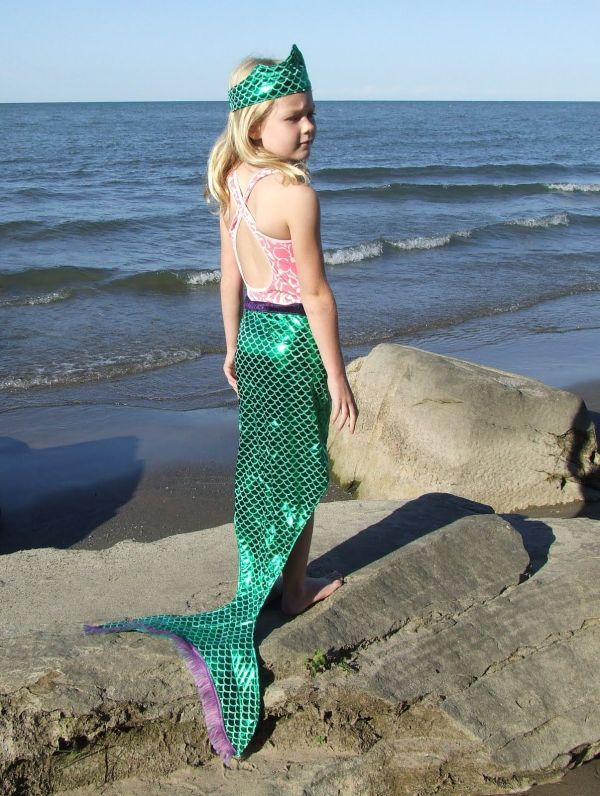 Mermaid Tail Costume Sheesh 've Limited