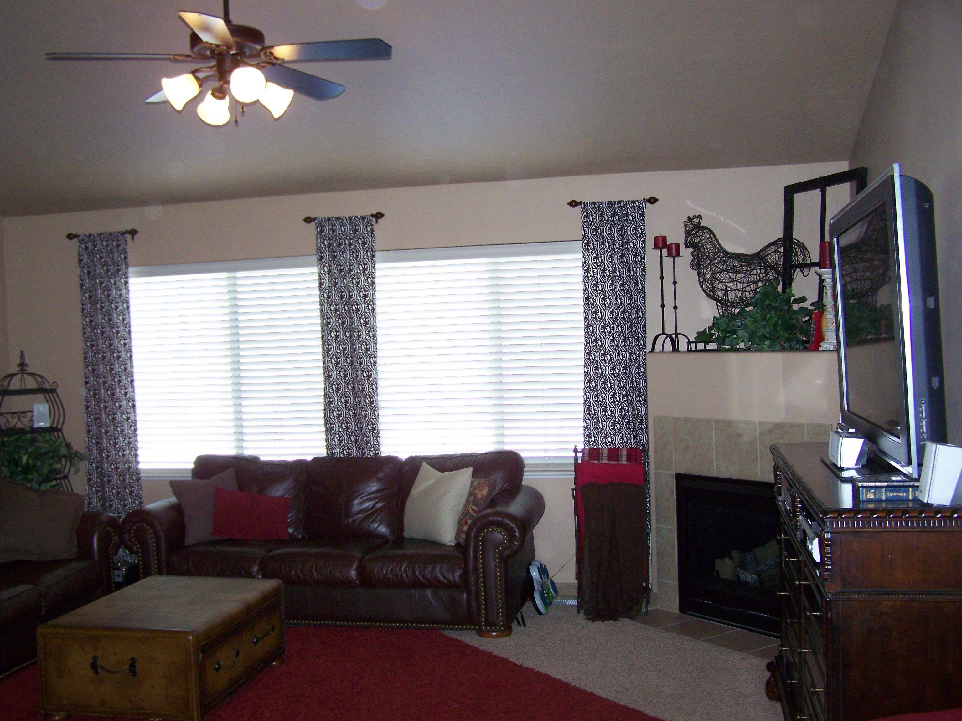 Marvelous Making Short Curtain Rods Decorating Pinterest Shorts Home
