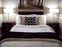Beige black and cream bedroom  | Pinteres