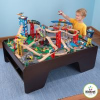 Costco: KidKraft Super Highway Train Table $119.99 | Drake ...