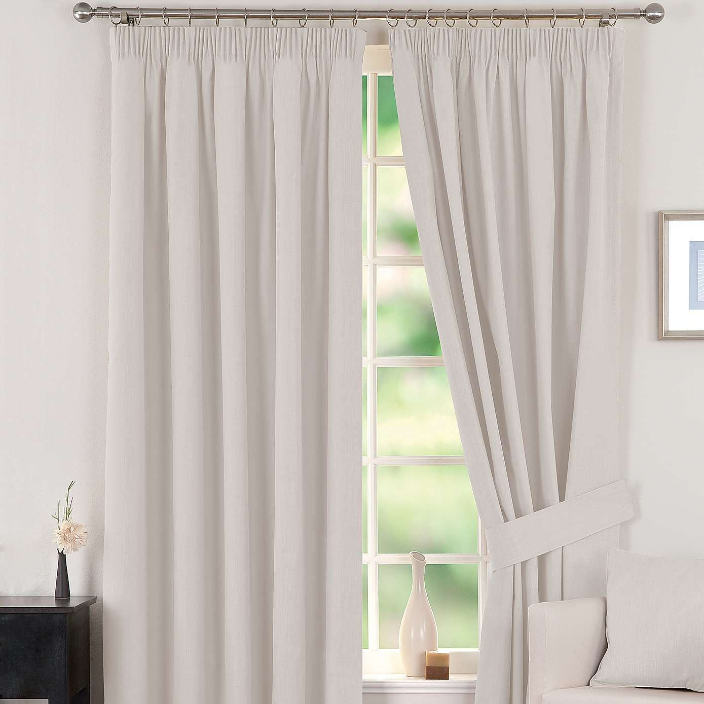 Natural Solar Blackout Curtains Dunelm £50 Full Width Nursery
