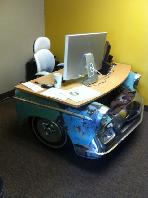 35 Clever Ideas For Using Car Parts As Home Decor Awesome