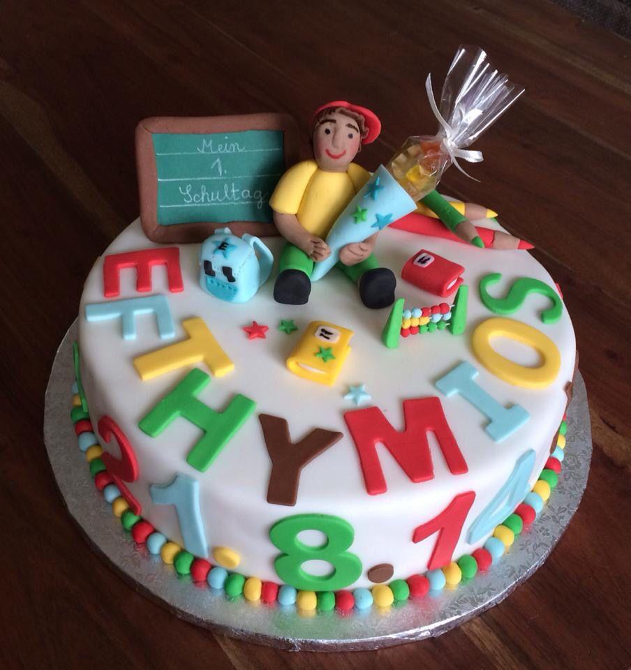 Torte zur Einschulung  Sweet Cakes for Friends