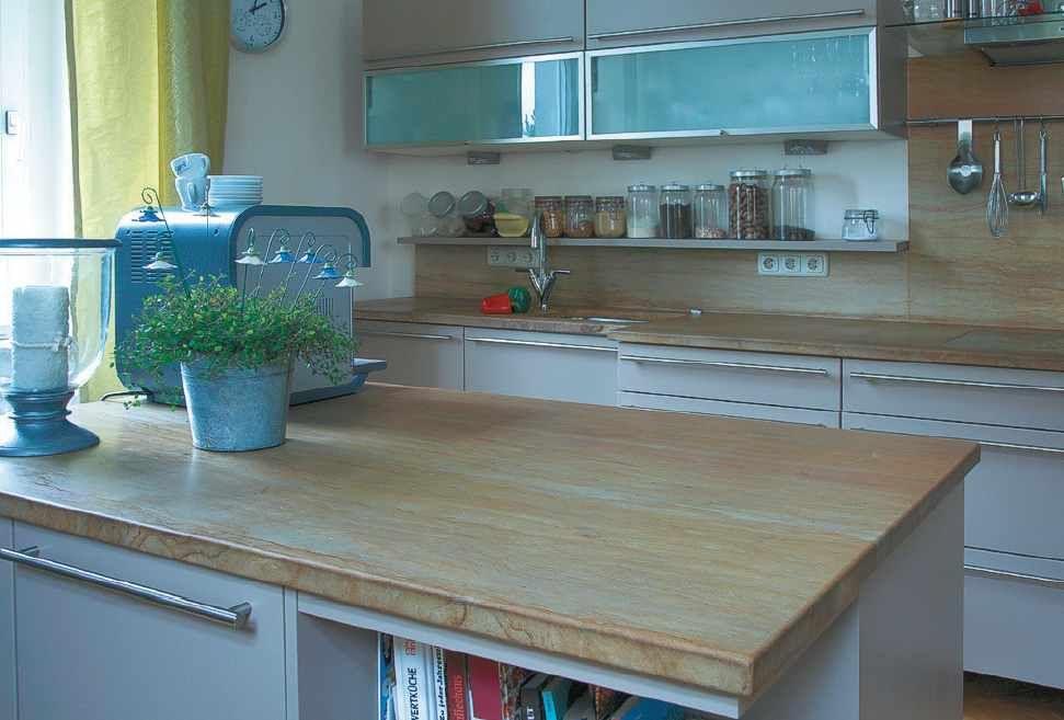 Marmor Arbeitsplatte  Googlesuche  Küche  Pinterest