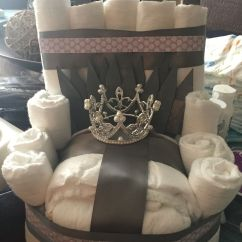Baby Throne Chair Gym Leg Exercises Game Of Thrones Diaper Crafts And Diy Gifts
