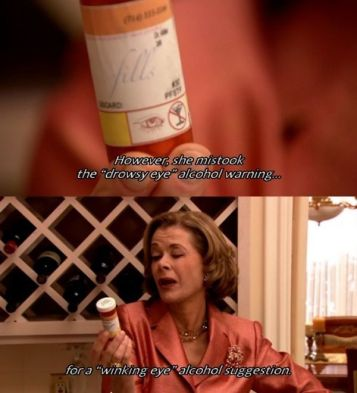 Image result for LUCILLE BLUTH meme work