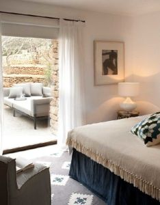 House also holiday inspiring ibiza displaying charming rustic details rh pinterest
