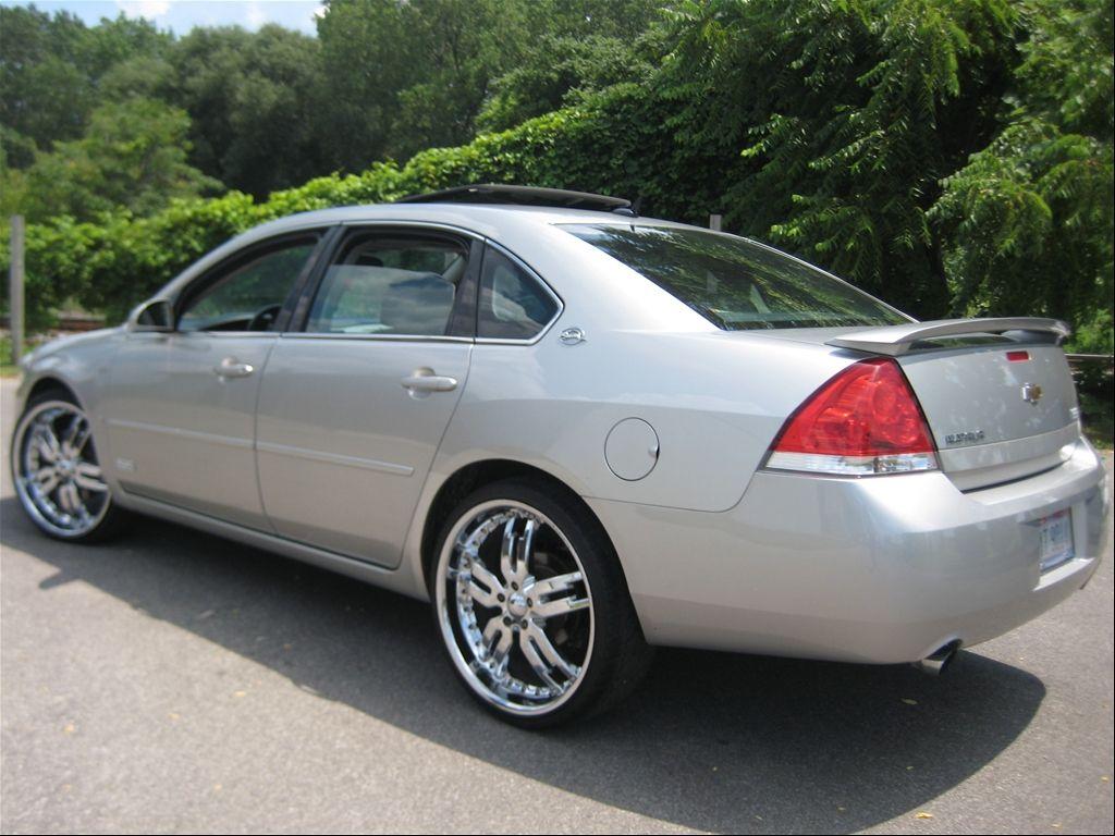2006 Impala 24s Chevy