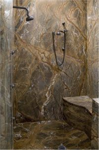Magnificent Modern Shower Tiles of Vibrant Look: Awesome ...