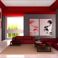 Wallpaper Hd Room Interior Design Sample For Online Smartphone High Quality Featured Light Red Living Concept Inspiration Sample