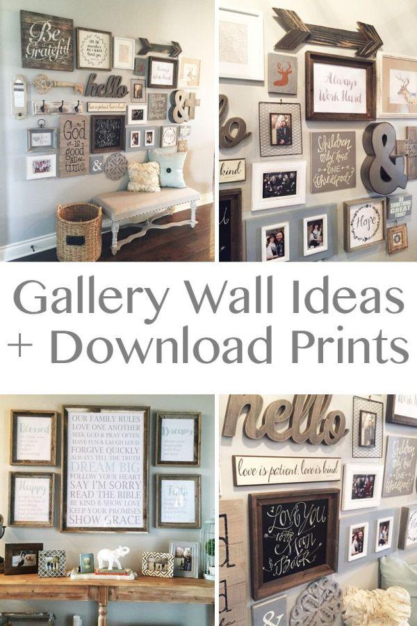 Wall Ideas. Beautiful Home Sweet Ideas
