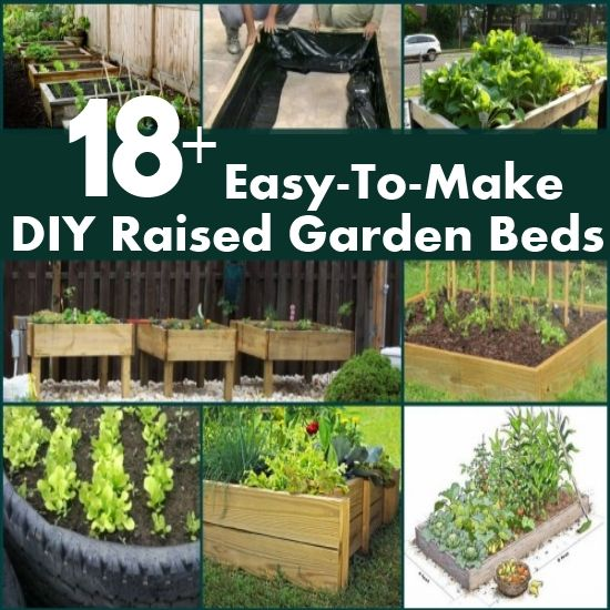 How To Build Raised Garden Beds If Youre Cheap And Lazy Yard Rock