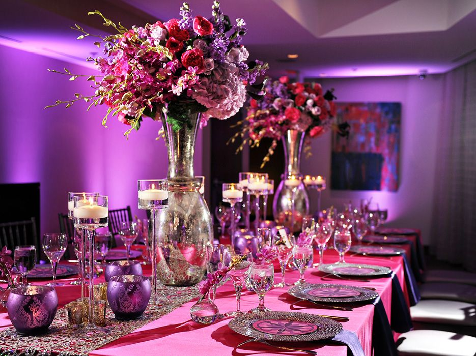 Adult Birthday Party Sophisticated And Elegant Dinner Party