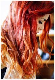 crazy hair color ideas ombre
