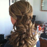 side ponytails ideas