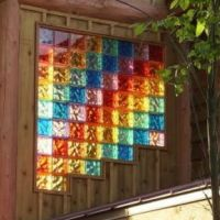 glass block windows | Hot Projects with Colored Glass ...
