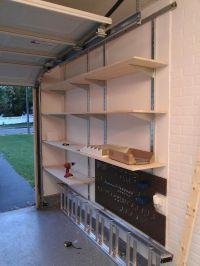 Best Garage Shelving Ideas  JoseyMilner Garage Ideas ...
