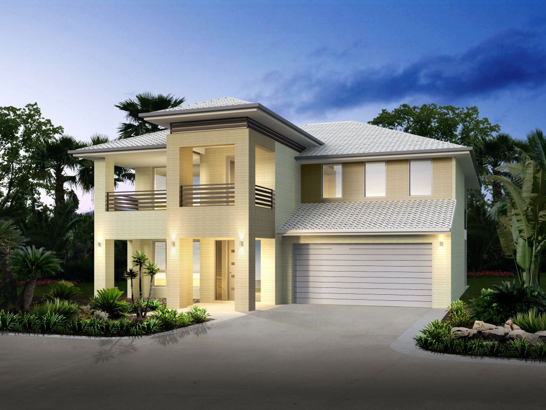 This Double Storey Design Offers A Fresh Approach To