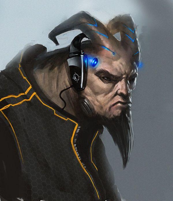 Shadowrun Troll Mystic Adept Imgurl