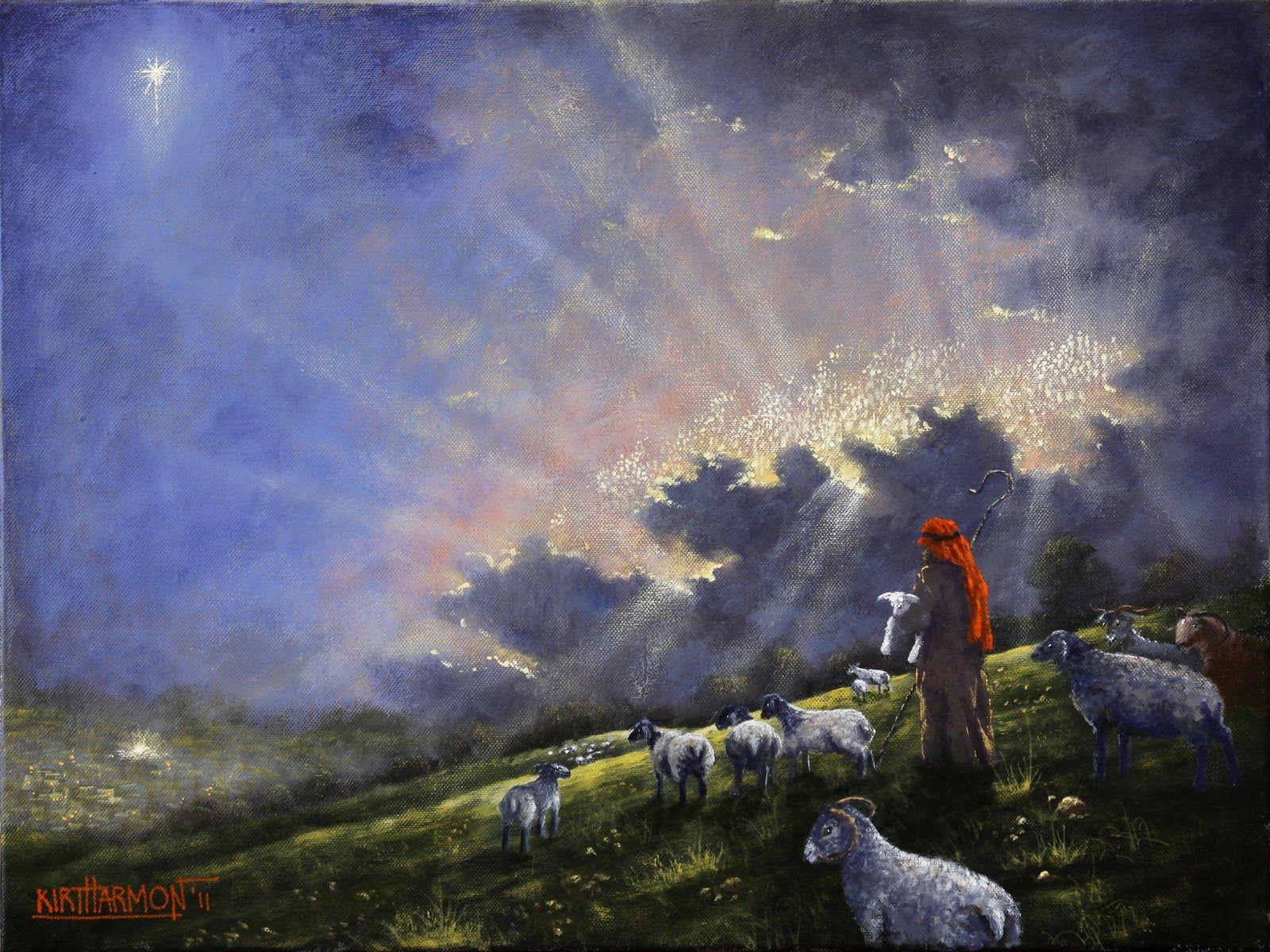 Carol Shepherds