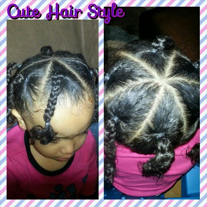 Toddler Hair Styles Biracial Hair Curly Braids Avayahs Hair