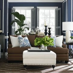 Light Grey Chesterfield Sofa Con Chaise Longue Baratos Navy Brown White Living Room | Decor Pinterest ...
