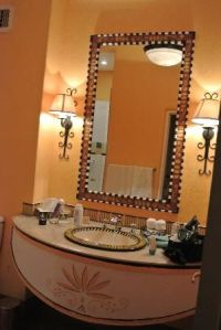 African inspired bathroom decor | African Decor ...