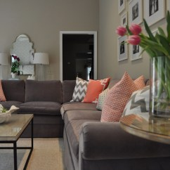 Grey Sofa Decorations Move A London The 25 43 Best Gray Couch Decor Ideas On Pinterest Living