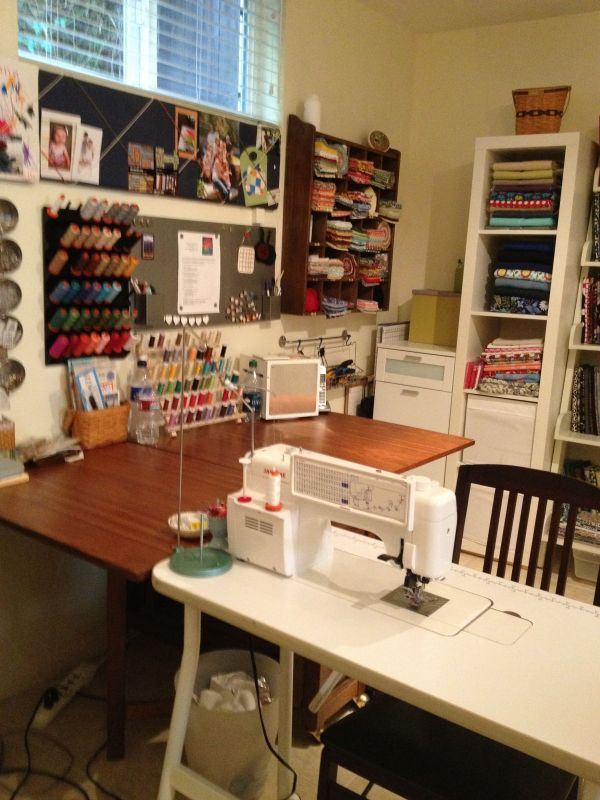 Ikea Sewing Room Ideas Of Month - Art