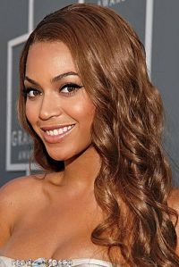 Caramel Brown Hair Color for African American Women