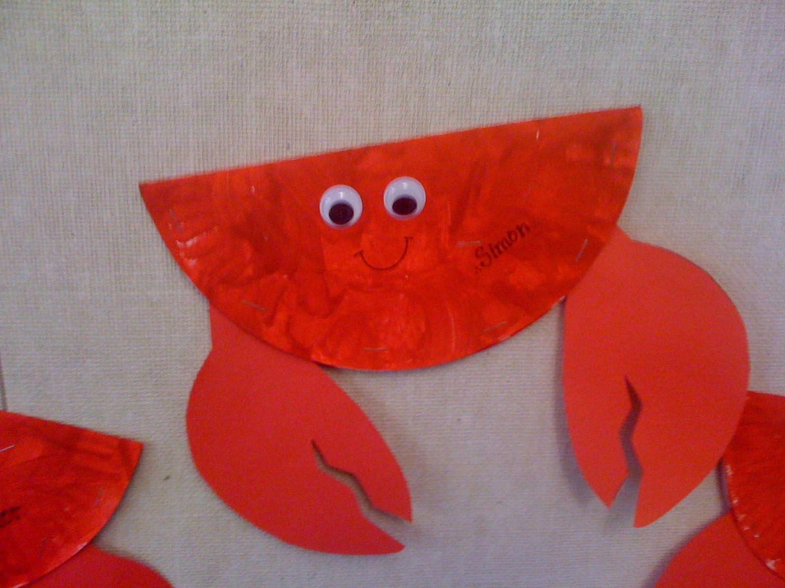 Sea Crafts Preschool
