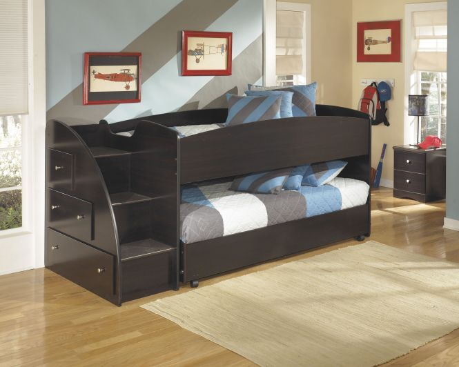 Lease To Own Embrace Loft Trundle Bed Financing Als